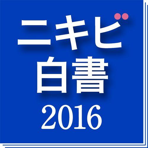 「大人ニキビ」のリアルな実態を大調査!【ニキビ白書2016】